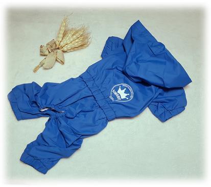 Дождевик «Lim» для мальчика цвет синий