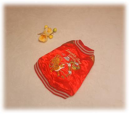 Куртка «Восток» цвет красный