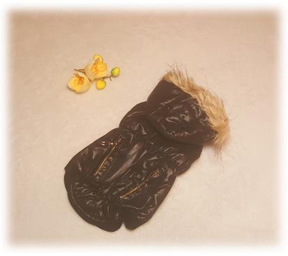 Куртка «Молнии» цвет чёрный