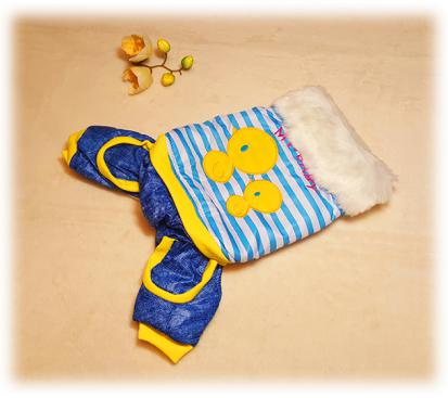 Комбинезон «My baby» цвет синий