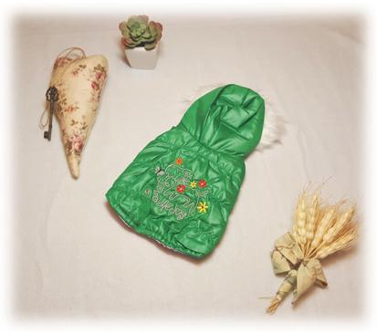 Куртка «Цветы»