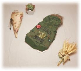 Куртка «Корона» цвет зелёный