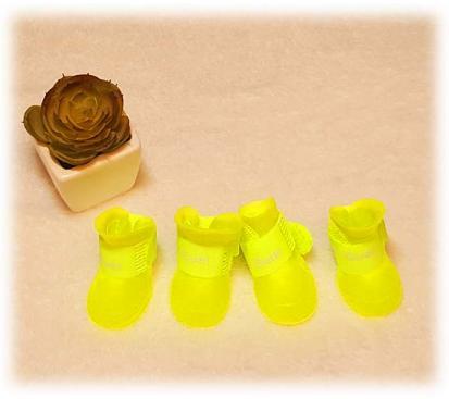 Резиновые сапоги цвет салатовый
