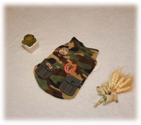 Жилет «Military» цвет хаки