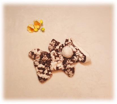 Костюм «Узор» цвет коричневый