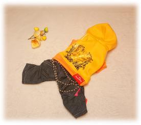 Костюм «Bouquet» цвет жёлтый