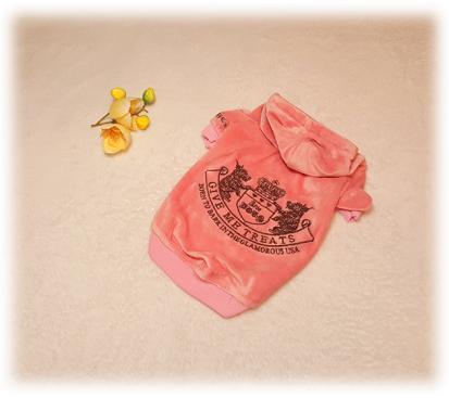 Толстовка «Juicy» цвет розовый