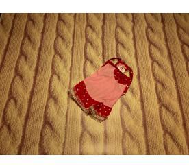 Сарафан «Бантик» цвет розовый
