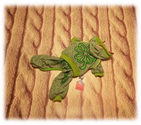 Спортивный костюм «Клевер» цвет зелёный
