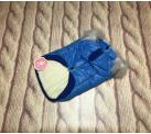 "Куртка "" Уют "" цвет синий"