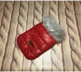 """Куртка """" Уют """" цвет красный"""
