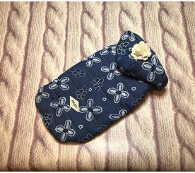 Куртка «Flower» цвет синий