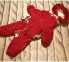 Комбинезон «Дед мороз» для девочек