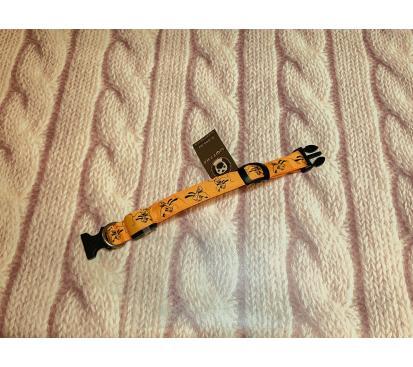 Ошейник LED «Снуппи» цвет оранжевый