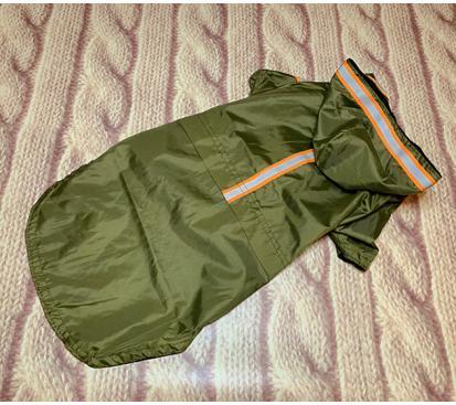 Куртка - дождевик «Спорт» цвет хаки