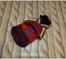 Куртка дождевик «Спорт» цвет красный