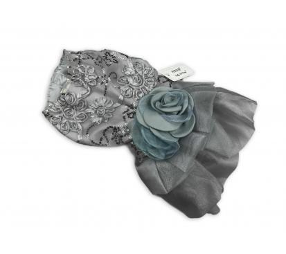 Платье «Rose» цвет серый