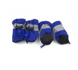 Сапоги «Bon bon» цвет синий