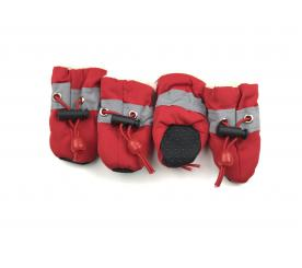Сапоги «Bon bon» цвет красный