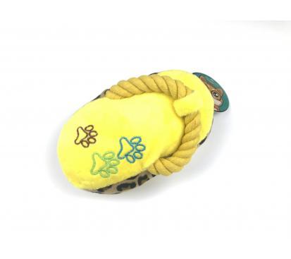 Игрушка «Сланец» цвет жёлтый