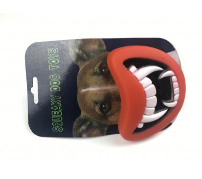 Игрушка « Соска с клыками »