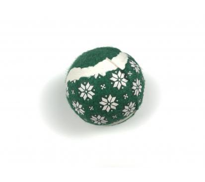 Игрушка « Мяч рождественский »
