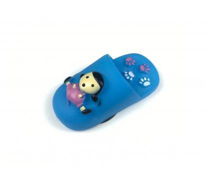Игрушка « Тапок » цвет синий