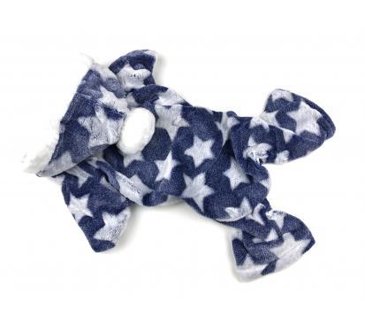 Пижама «Звёзды» цвет синий