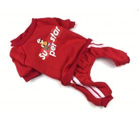 Костюм «Superstar» цвет красный