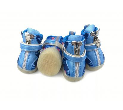 Сапоги «JML» цвет синий