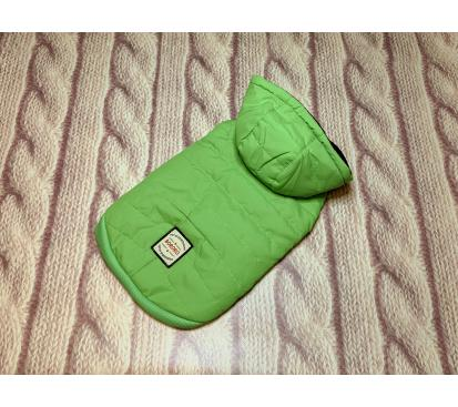 Куртка «Bororo» цвет зелёный