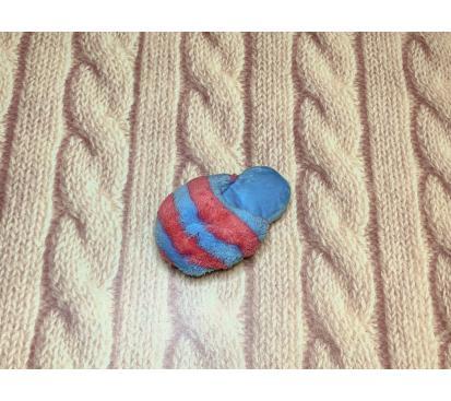 Игрушка «Тапок» цвет бирюзовый