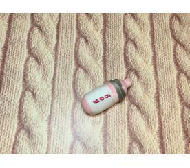 Игрушка «Бутылочка» цвет розовый