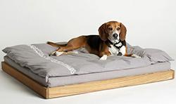 Купить лежак для собаки